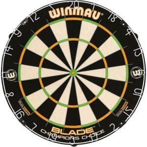 Winmau Blade 5 Champions Choice Dual Core dartbord (1)