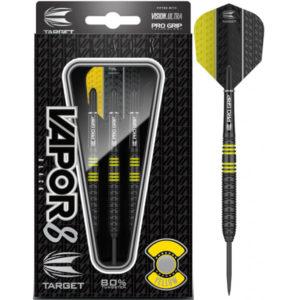 Target Vapor8 Black Yellow 80%
