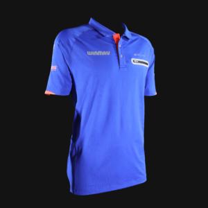 Winmau Pro-Line Polo Blue