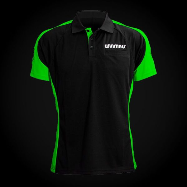 Winmau WinCool 3 Neon Green