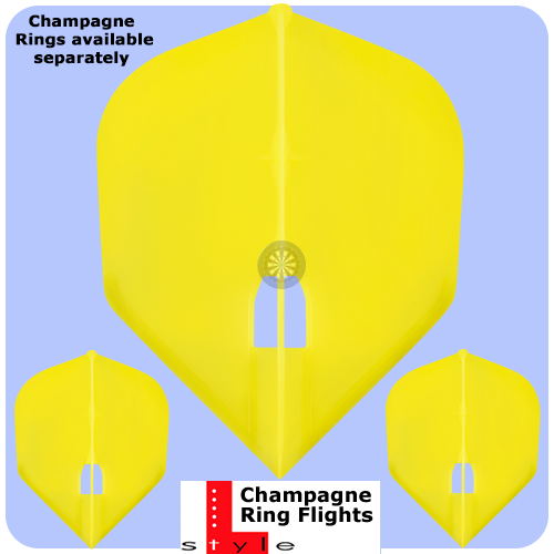 L-Style Flights Shape Yellow