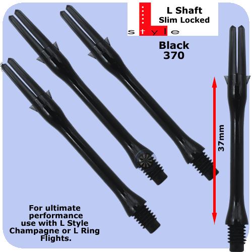 L-Style Locked Shafts 37mm