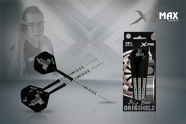 XQMax Benito van de Pas Originals 90%