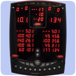 Scoreboards - Dartsmate Match - Professionel Darts Scoring System