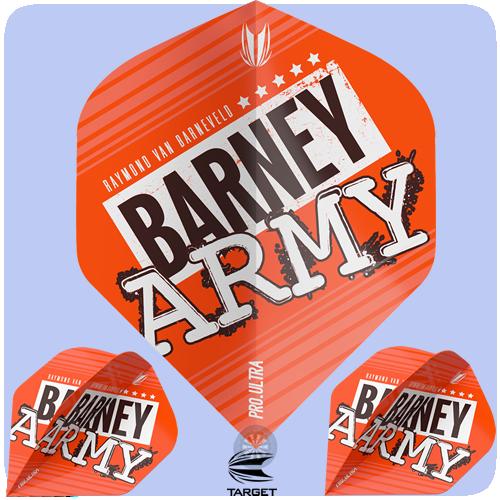 Raymond van Barneveld Barney Army Orange No. 2