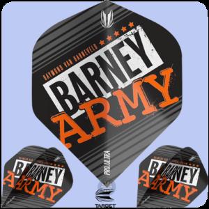 Raymond van Barneveld Barney Army Black No. 2