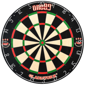 One80 Gladiator 3+ dartbord (1)