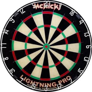 McKicks Lightning Pro dartbord 1