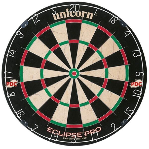 Unicorn Eclipse Pro dartbord 2